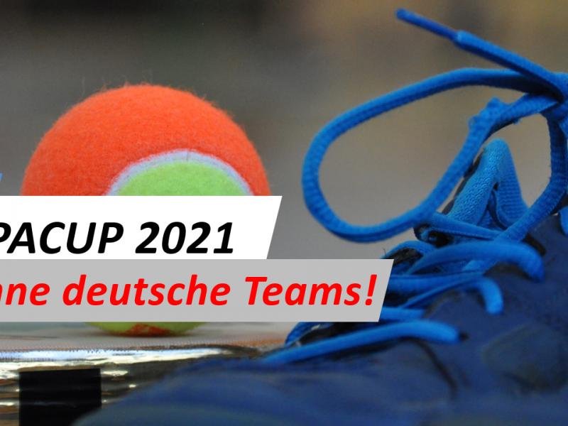 Europacup 2021 ohne deutsche Beteiligung