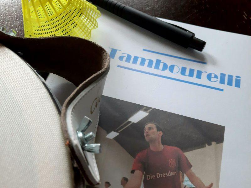 Tambourelli ringt nach internationaler Anerkennung
